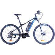 Vélo à Assistance Electrique City 27,5'' HYDROFORM E  MERCIER BLEU