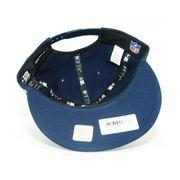 Casquette New Era New England Patriots Logo Prime Bleu 950 NFL
