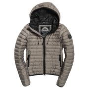 SUPERDRY Core Down Hooded Doudoune Femme