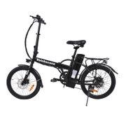 Vélo électrique Velobecane work noir