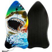 Waimea Planche de surf forme d'ergo Noir 52WK-ZWA-Uni