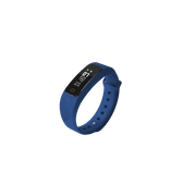 Bracelet connecté sport - Edition Performance - Bleu