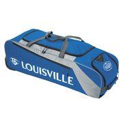 Sac De Baseball à roulette Louisville Slugger EB Series 3 RIG Bleu
