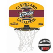 PANIER DE BASKET-BALL - PANNEAU DE BASKET-BALL  Mini panier NBA Cleveland Cavaliers