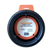WHEELMAX - Lot de 2 pneus pleins compatibles Xiaomi M366
