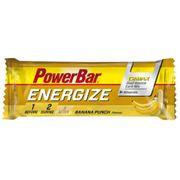 Lot de 25 barres PowerBar Energize C2Max Original-Banana Punch