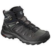 X Ultra 3 Mid Gtx Chaussures De Marche Imperméables En Cuir Randonnée Montagne