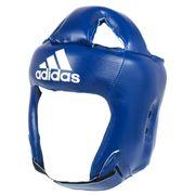 Casque de boxe Casque ouvert bleu