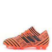 Nemeziz Messi 17.1 FG Garçon Chaussures Football Orange Adidas