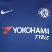 2017-2018 Chelsea Domicile Nike Football Maillot (Kids)