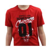 Tee shirt Chicago Bulls Basketball Garçon Adidas