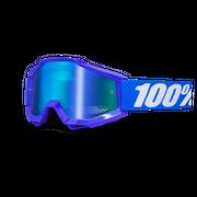 MASQUE 100% ACCURI REFLEX BLUE ECRAN MIROIR BLUE