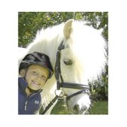 Casque enfant SWING K4 Ride Noir 46 - 51 CM