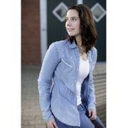 Chemise Western Girls Vs Boys Bleu jeans 128 (6-7 ans)