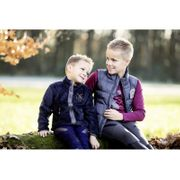 Gilet King Clyde Gris 110/116 (4-6 ans)