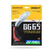 Garniture Yonex BG 65 TI