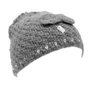 Bonnet tricoté - Enfant fille