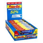 Barre protéique Powerbar Protein Plus 52 saveur chocolat (24 unités)