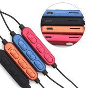 Écouteur bluetooth-K04 Sports Sweatproof Magnétique Écouteurs Sans Fil Bluetooth V4.2 Casque Stéréo avec microphone et de TF dans la Fente pour