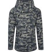 Haut de Survet Camo Urban Classics Tech Dry Fit Dark Camouflage