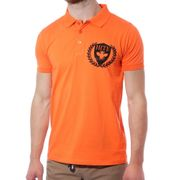 Pabrit Homme Polo Orange Hite Couture