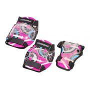 Hudora Pink Style - Set De Protection Taille S - Rose