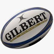 BALLON DE RUGBY  Ballon de rugby Replique Champions Cup - Taille 5 - Homme