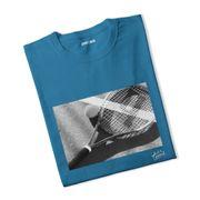 T-shirt fille Black & White Art x Tennis
