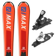 SALOMON E S/max Jr M Ski+C5 J75 Fixations Garçon