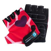 Gants Crazy Safety Red Giraffe enfant