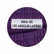 Short NBA Los Angeles Lakers 1984-85 Mitchell & Ness Swingman Violet pour Hommes taille - XS