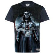T-shirt Homme Star Wars Dark Vador 3D
