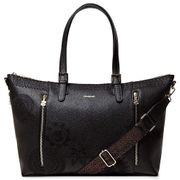 sac à main noir femme desigual