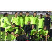 Maillot extérieur FC Barcelone 2005/2006 Eto'o-M