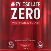Zero Whey Isolate 750 g - Fraise