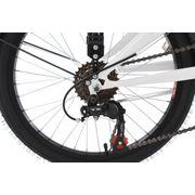 Vélo pliable 20'' Cityfold blanc TC 27 cm KS Cycling