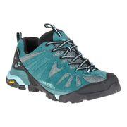 Chaussures Merrell Capra GTX bleu gris femme