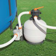 Bestway Pompe de filtration à sable Flowclear 7571 L/h 58499