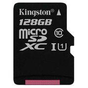 Kingston Micro Sdxc 128gb Class 10 Uhs-i