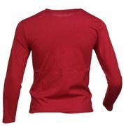 Tee Shirt Garçon Pepe Jeans Golders Jk Ls Pb501054 296 Lotus Red