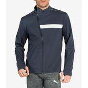 Veste de running Ashmei Mens Ultimate softshell jacket Dark blue SH1DK