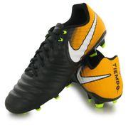 Nike Tiempo Ligera Iv Fg noir, chaussures de football homme