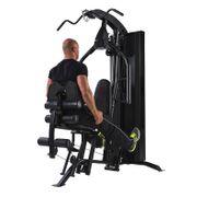 Appareil à charge guidée HG7000 Press Gym 10005356. Tension max. 180 Kg. Avec poulies
