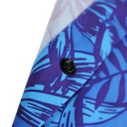 Chemise Raidlight Trail manche courte bleu