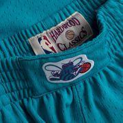 Short NBA Charlotte Hornets 1992-93 Mitchell & Ness Swingman Bleu pour Homme taille - XS
