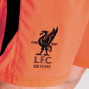 Liverpool FC Short de Football Extérieur