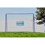 Hudora But de Football XXL - 300 x 205 x 120 cm - Diamètre du Tube - 32/28 mm