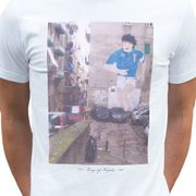 T-shirt Copa King of Naples