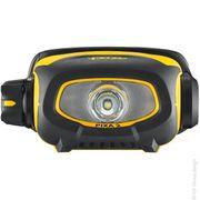 LAMPE FRONTALE MULTISPORT  Lampe frontale Pixa 2 - Noir et jaune
