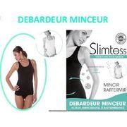 DEBARDEUR MINCEUR MICRO ENCAPSULE S Blanc